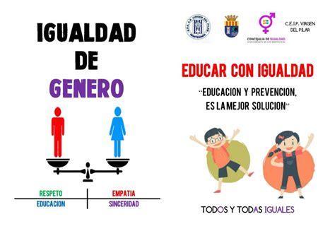 TALLERES DE IGUALDAD PARA PADRES Y MADRES | Ayto. de Los ...