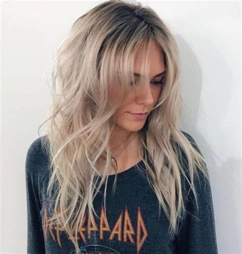 Hairstyles For With by 50 Layered Haircuts With Bangs 2019