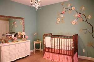 Babyzimmer Tapete Mädchen : frische babyzimmer ideen f r gesunde und gl ckliche babys ~ Frokenaadalensverden.com Haus und Dekorationen