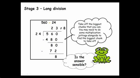 division a guide for parents ks1 2 uk youtube