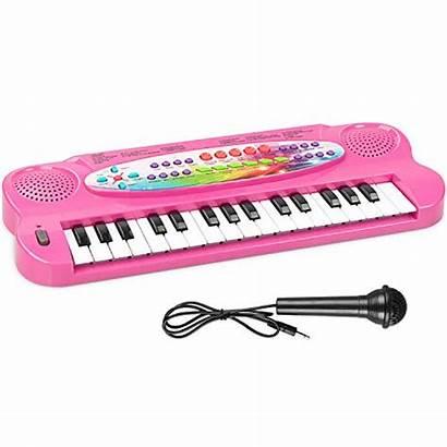Keyboard Piano Musical Instrument Keys Electronic Portable