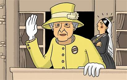 Elizabeth Queen Reign Record Animated Ii Toby