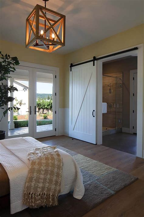 bedroom lighting 39 best farmhouse bedroom design and decor ideas for 2018 Farmhouse