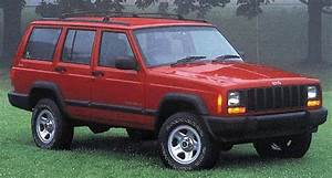 1997 Jeep Cherokee Review