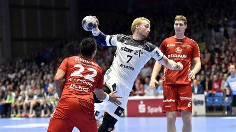 handball bundesliga thw kiel gegen mt melsungen  im tv