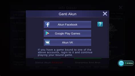 cara mengembalikan akun mobile legend cara mengembalikan akun mobile legends yang hilang