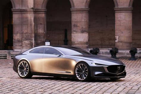 geneva  mazda vision coupe named concept car
