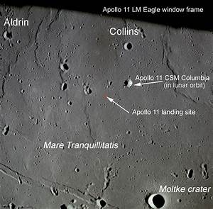 Apollo 11 Landing Site (page 3) - Pics about space