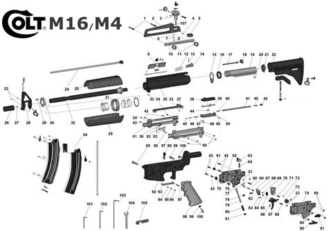 Exploded View Guns Pinterest Firearms