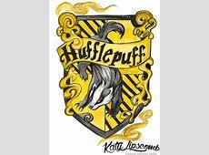 HP House Crest Prints · Katy Lipscomb · Online Store