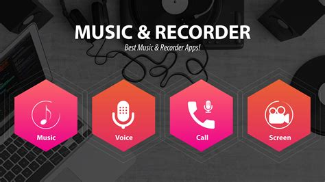 Recforge ii is a powerful audio recorder with some advanced features alongside its great sound. Android Apps by Music & recorder apps on Google Play