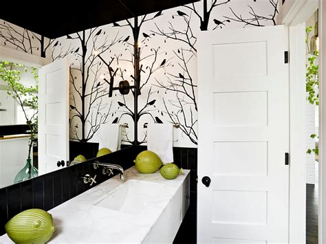 black  white bathrooms design ideas decor  accessories