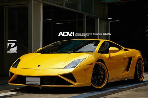 2018 Lamborghini Gallardo On Adv1 Wheels Pic18