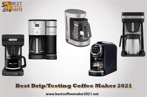 But before we get to the part where i shed light on each and every key element, advantages, and downsides of these coffee makers, here's a quick rundown of this post, for those who are in a hurry: Best Drip/Tasting Coffee Maker of 2021 - Inspected and Classified