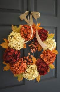 31 and simple fall door décor ideas shelterness