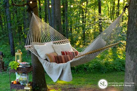 Hammock Area by 10 Things Every Child Needs In The Backyard Wilder Child