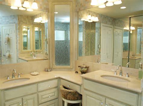 Corner-vanity-mirror-bathroom-traditional-with-bath