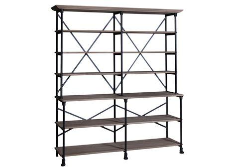 petit canape d angle acheter votre bibliothèque style atelier structure fer et
