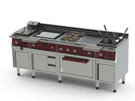 materiel cuisine professionel piano de cuisson professionnel restaurant prix appareils