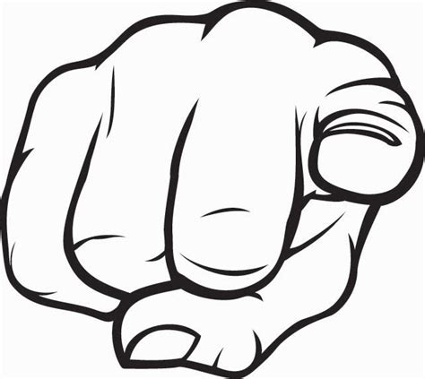 pointing finger clipart pointing at you clipart clip library