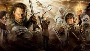 Is The Lord Of The Rings Trilogy Available On Netflix