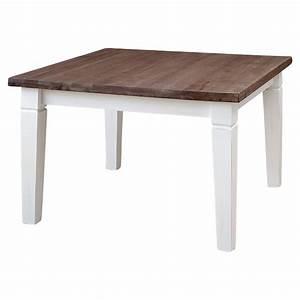 Quadratischer Tisch Ausziehbar : esstisch quadratisch sophie 120x120 ~ Sanjose-hotels-ca.com Haus und Dekorationen