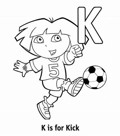 Letter Coloring Preschoolers Toddler Learn Worksheets Momjunction