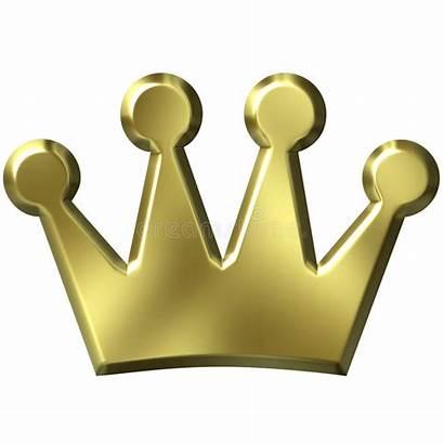 Kroon Gouden Illustratie