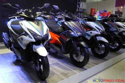 Yamaha Mio S 2019 by Yamaha Launches 2018 Mio Aerox S Motorcycle News
