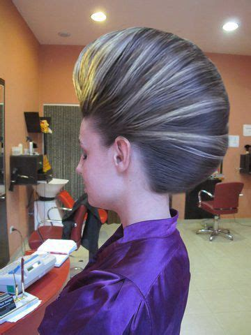 smooth bouffant french roll french twist hair styles french twist hair hair