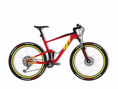 Bike Mountain Suspension Tire Flat Dribbble Vectorified