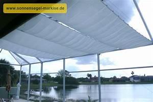 Sonnenschutz Terrassenüberdachung Innenbeschattung : sonnenschutz terrasse mit sonnensegeln sonnensegel markise ~ Whattoseeinmadrid.com Haus und Dekorationen