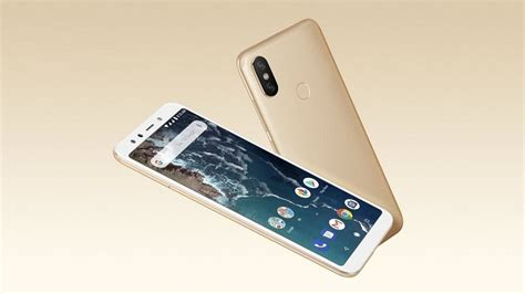 xiaomi mi a2 specifications price in india features availability