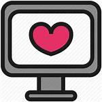 Kawaii Icon Desktop Icons Computer Heart Engine