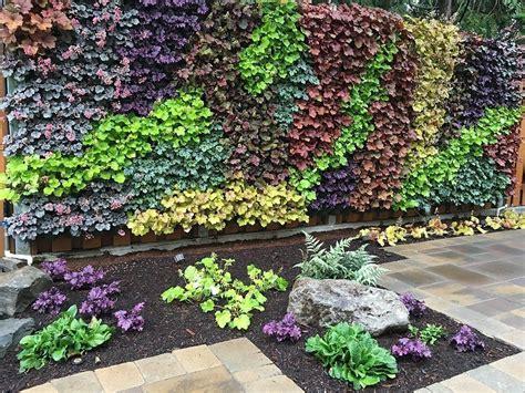 Vertical Wall Garden Planter by Wonderwall Self Watering Vertical 3 Pocket Garden Wall