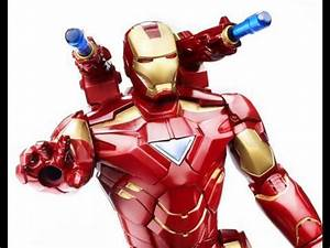 Toys Toys Toys : iron man 2 toys hasbro toy fair 2010 preview youtube ~ Orissabook.com Haus und Dekorationen