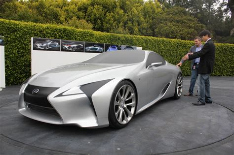 lexus design    daring  explorative