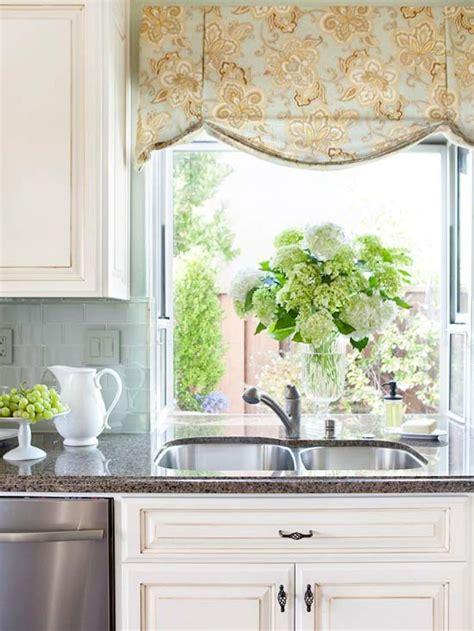 kitchen window coverings ideas 30 kitchen window treatment ideas for decoration