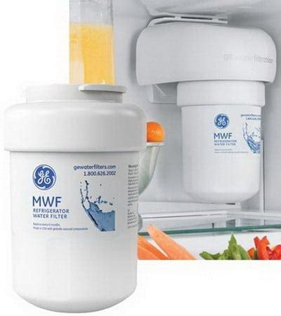 ge refrigerator water filters     change  filter removeandreplacecom