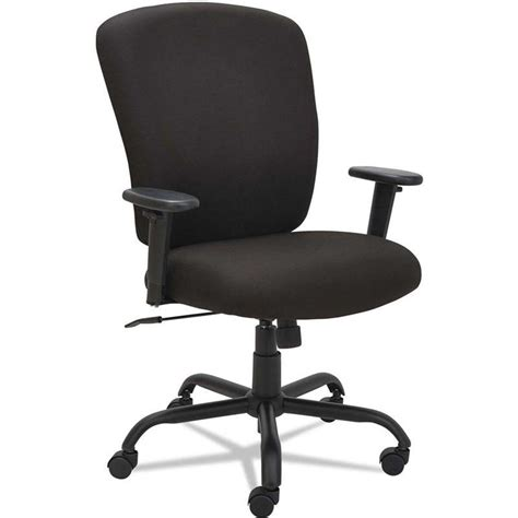 Office Chairs Big And by Big And Office Chair Black Alemt4510 Bizchair