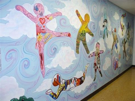 25 best ideas about school murals on 852 | 7b16ce4f7ceed8dcf9c7513c5b883e3f