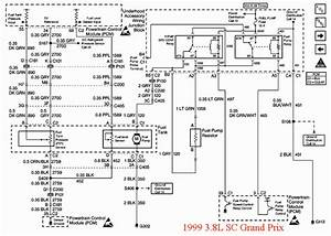 Wiring Diagram 1997 Pontiac Grand Prix