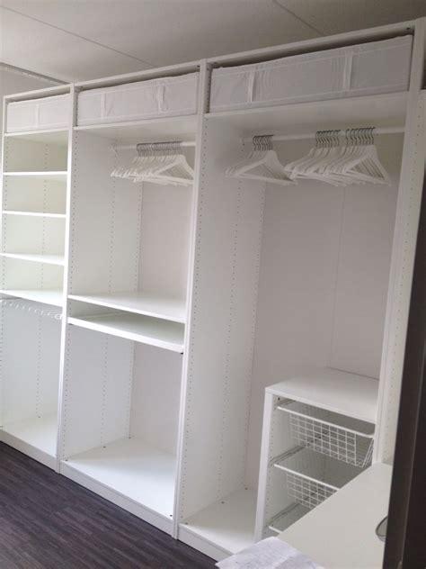 ikea pax wardrobe images  pinterest bedrooms