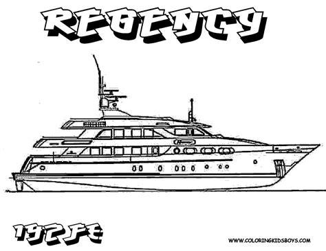 Dessin Bateau Yacht by Coloriage Bateau Les Beaux Dessins De Transport 224