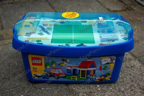 Lego 6166 Large Brick Box Set Parts Inventory And