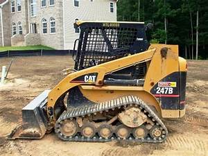Caterpillar 247b 257b Multi Terrain Loader Official