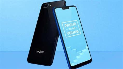 Realme का बजट स्मार्टफोन C1 भारत में लॉन्च, Redmi 6a को