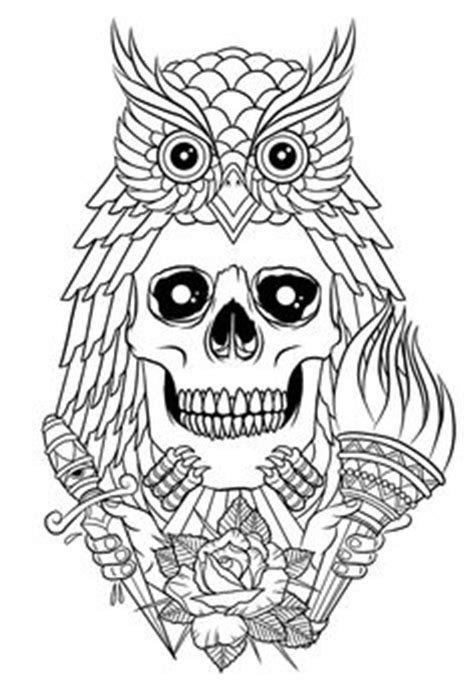97 Best Body Art Tattoo Coloring Pages for Adults images | Coloring pages, Body art tattoos