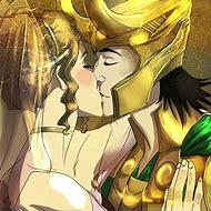 Loki and Sigyn Marvel