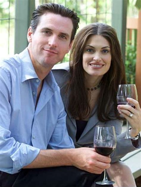 newsom gavin kimberly guilfoyle husband wife married divorce fox boyfriend ex marriage eric mayor then husbands marriages dating california 2002
